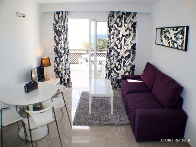Living room - Los Arcos , Puerto del Carmen, Lanzarote